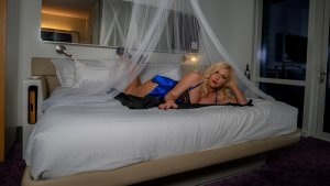 Marilyse independent escort